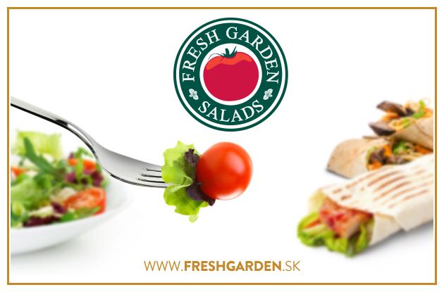 logo Fresh Garden Salads
